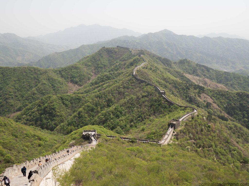 Viaje a China en 24 días