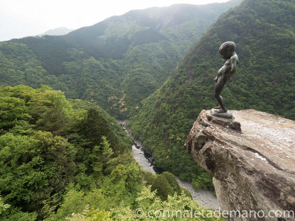 Cómo visitar el Valle de Iya, en Shikoku