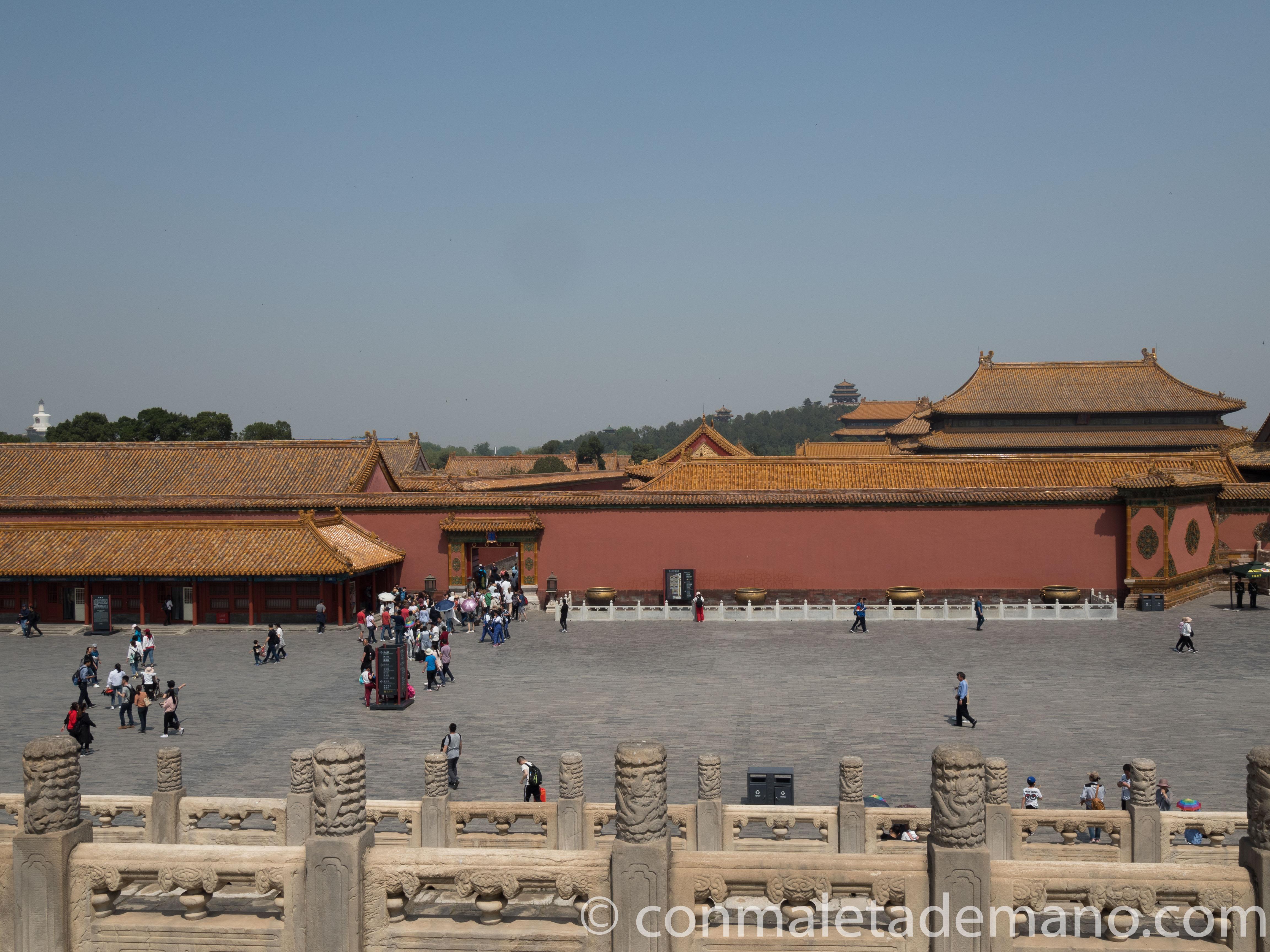 La Ciudad Prohibida, Beijing
