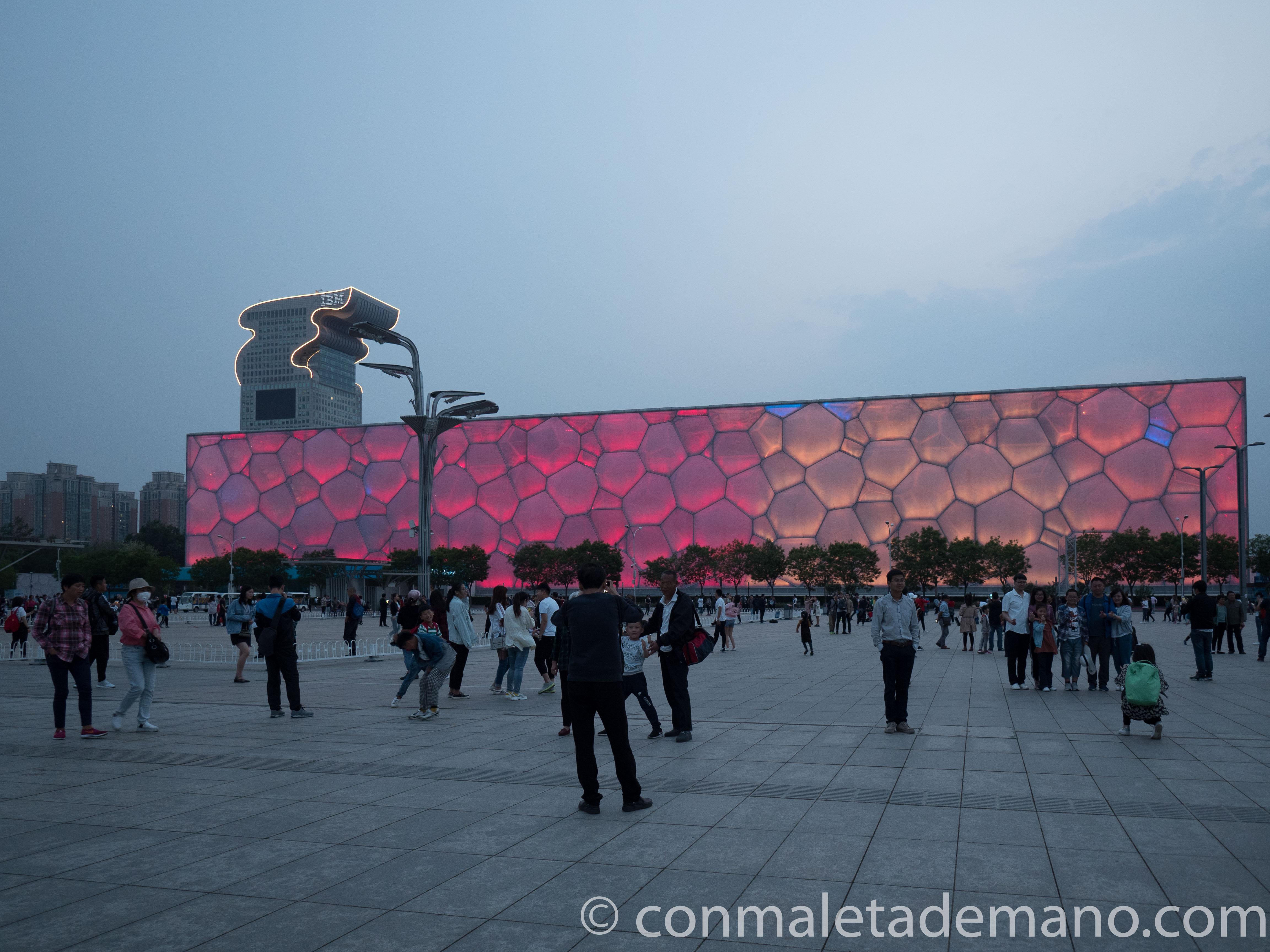 Villa Olímpica de Beijing