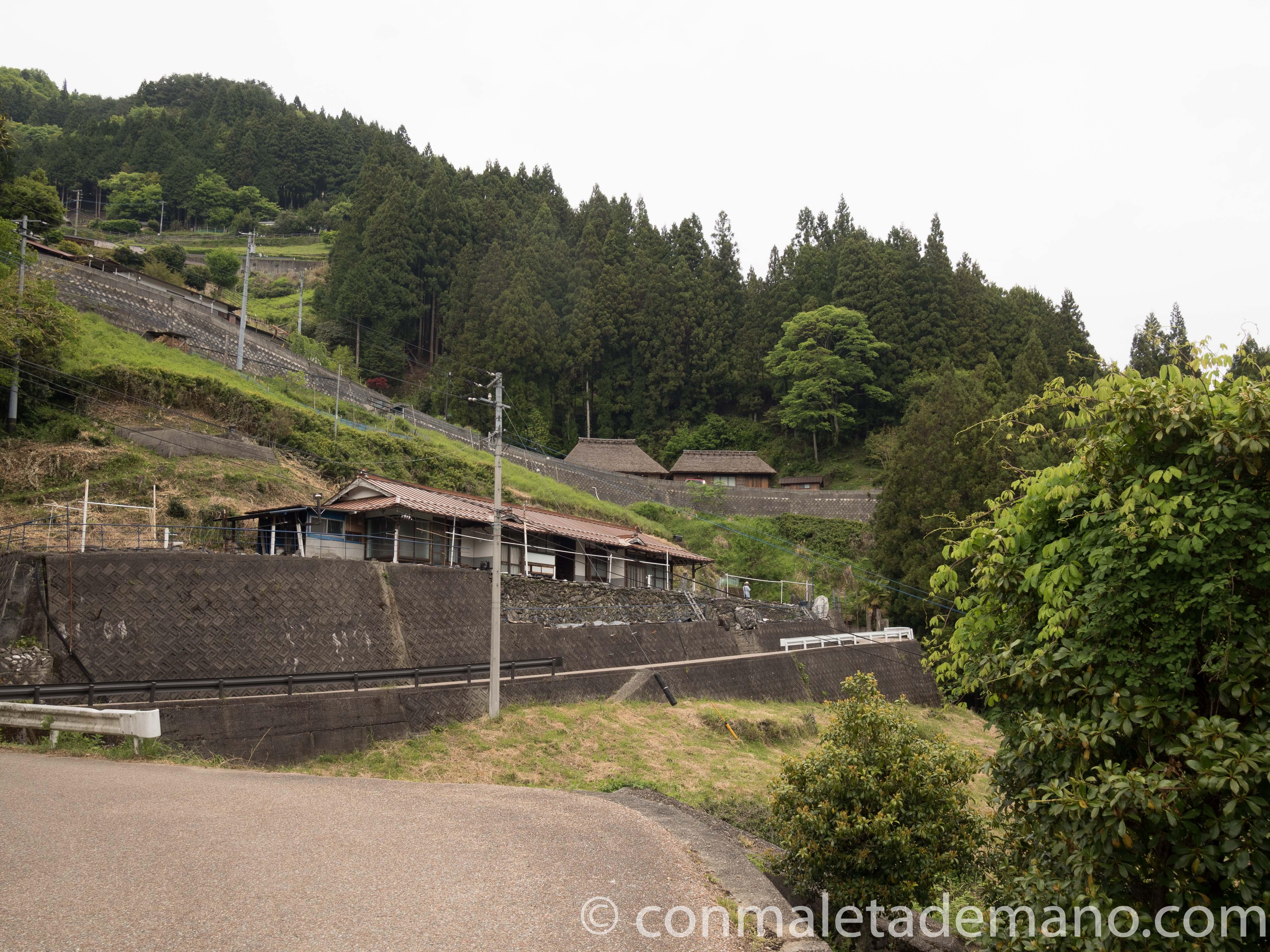 Ochiai Village, Valle de Iya