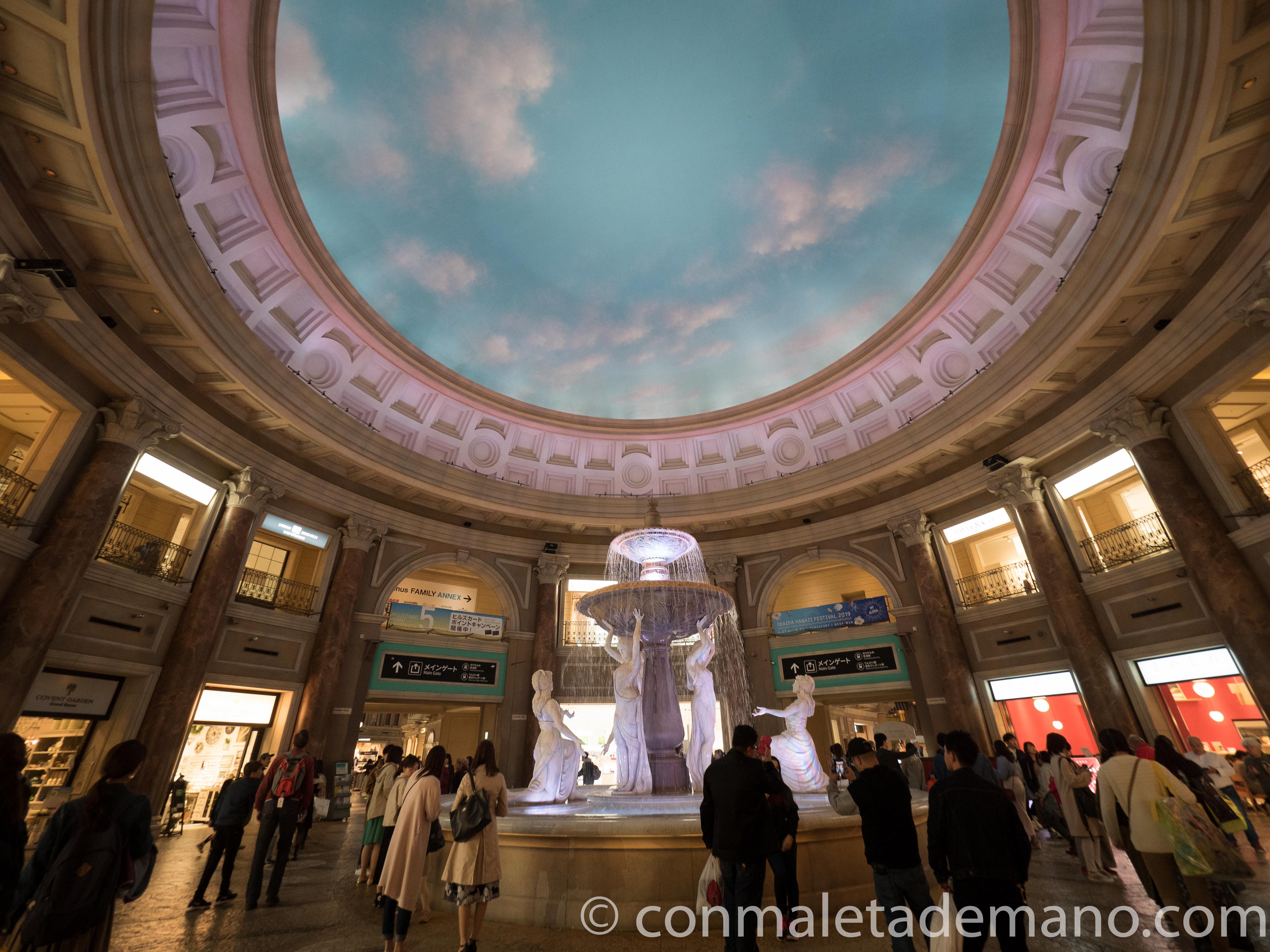 Centro comercial Venus Fort