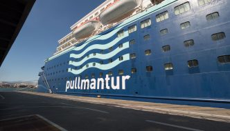 El barco Horizon, de Pullmantur