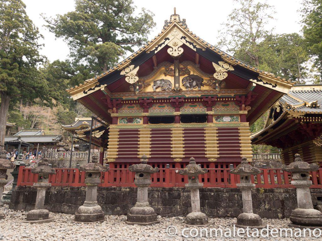 Día 3: Nikko. Templos principales y Abismo de Kanmangafuchi