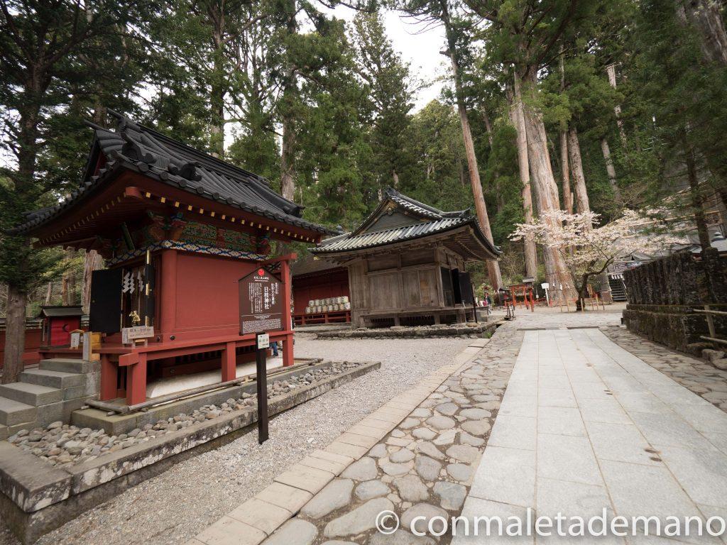 Santuario Futurasan, en Nikko