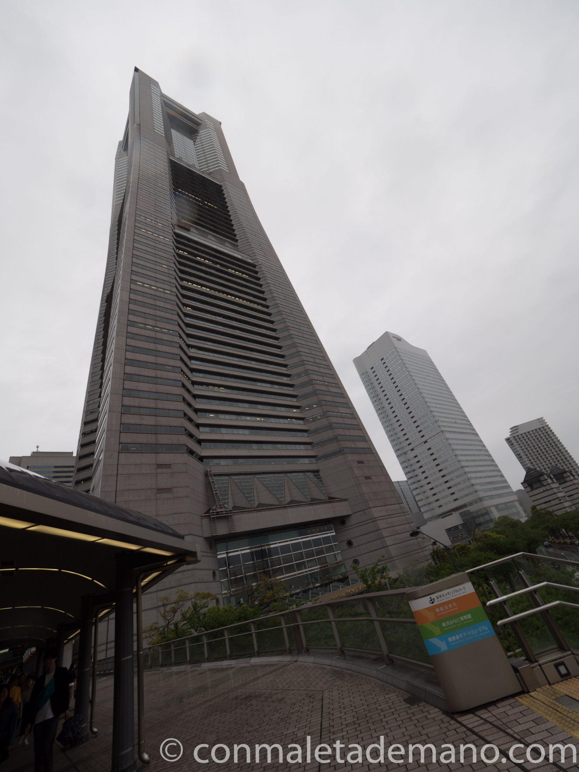 Landmark Tower, en Yokohama