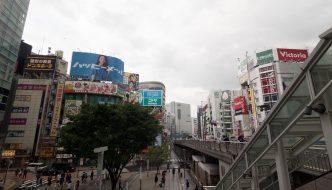 Barrio de Shinjuku, Tokyo