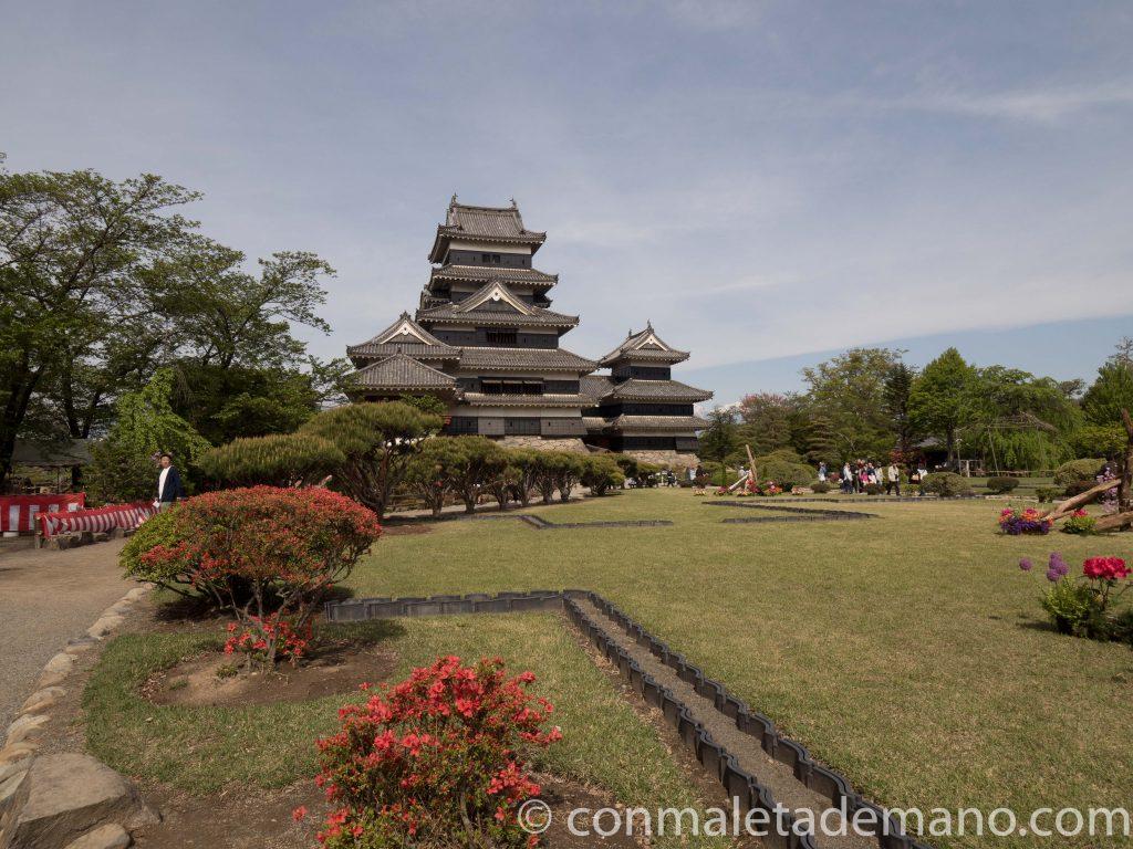 Día 7: Castillo de Matsumoto y Templo Zenkoji de Nagano