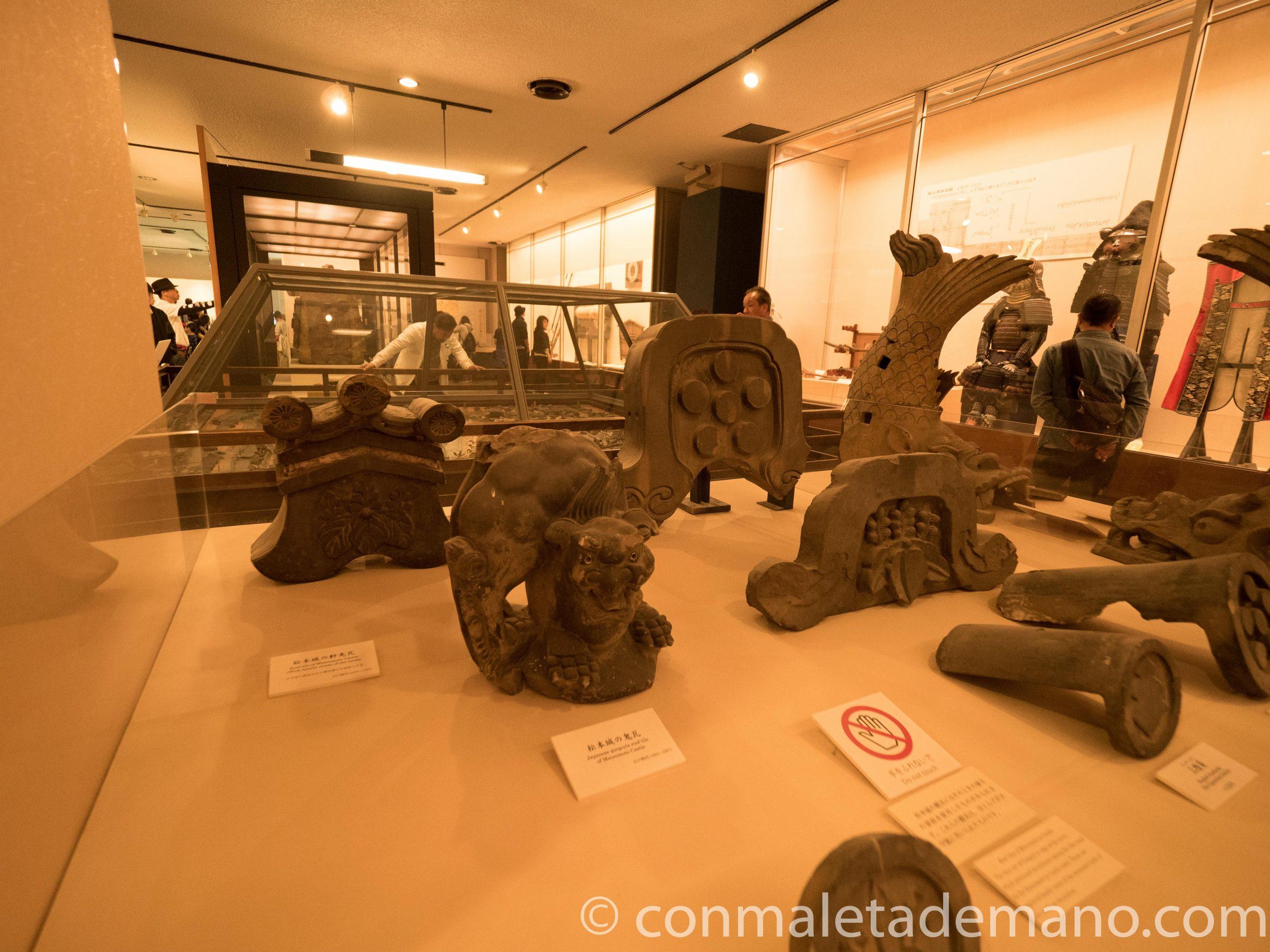 Exposición en el Museo de la Ciudad de Matsumoto