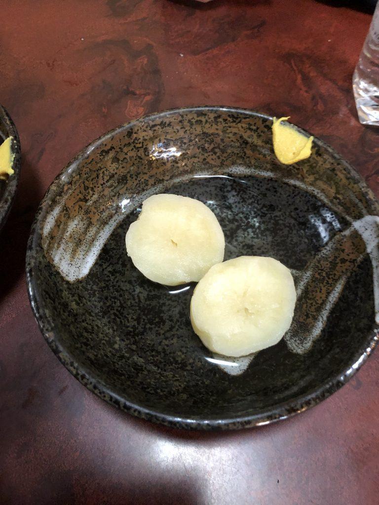 Restaurante en el barrio de Geishas de Higashi Chaya