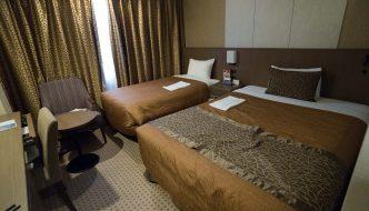 Habitación del Hotel Metropolitan Nagano