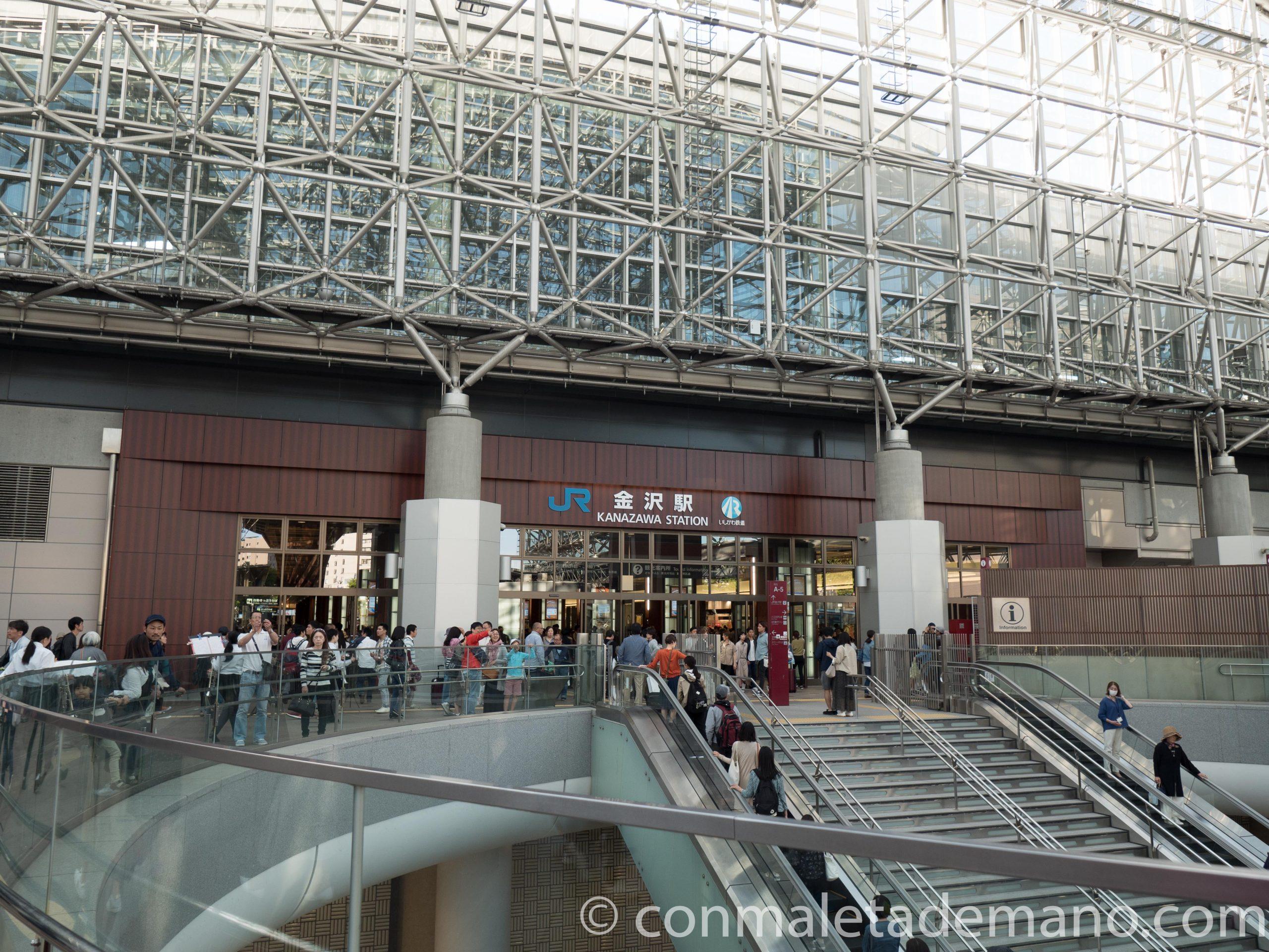 Estación JR de Kanazawa