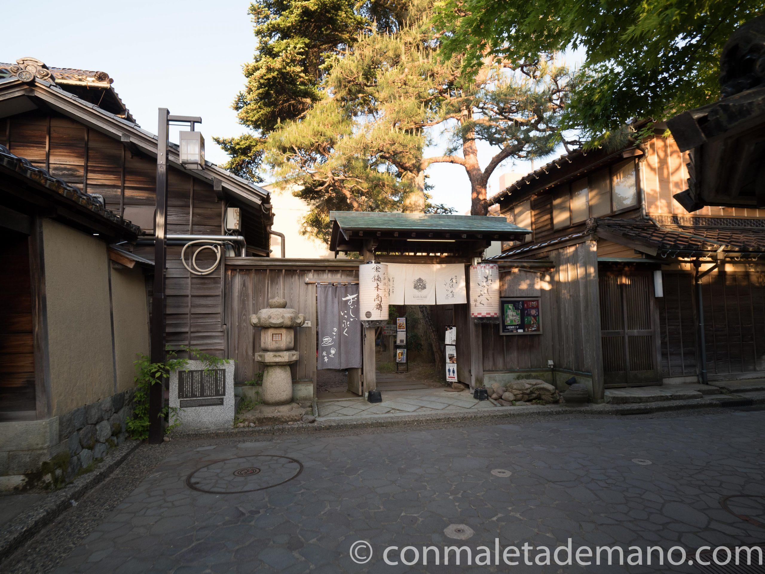 Barrio samurái