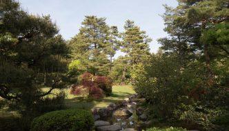 Jardines Kenrokuen, Kanazawa