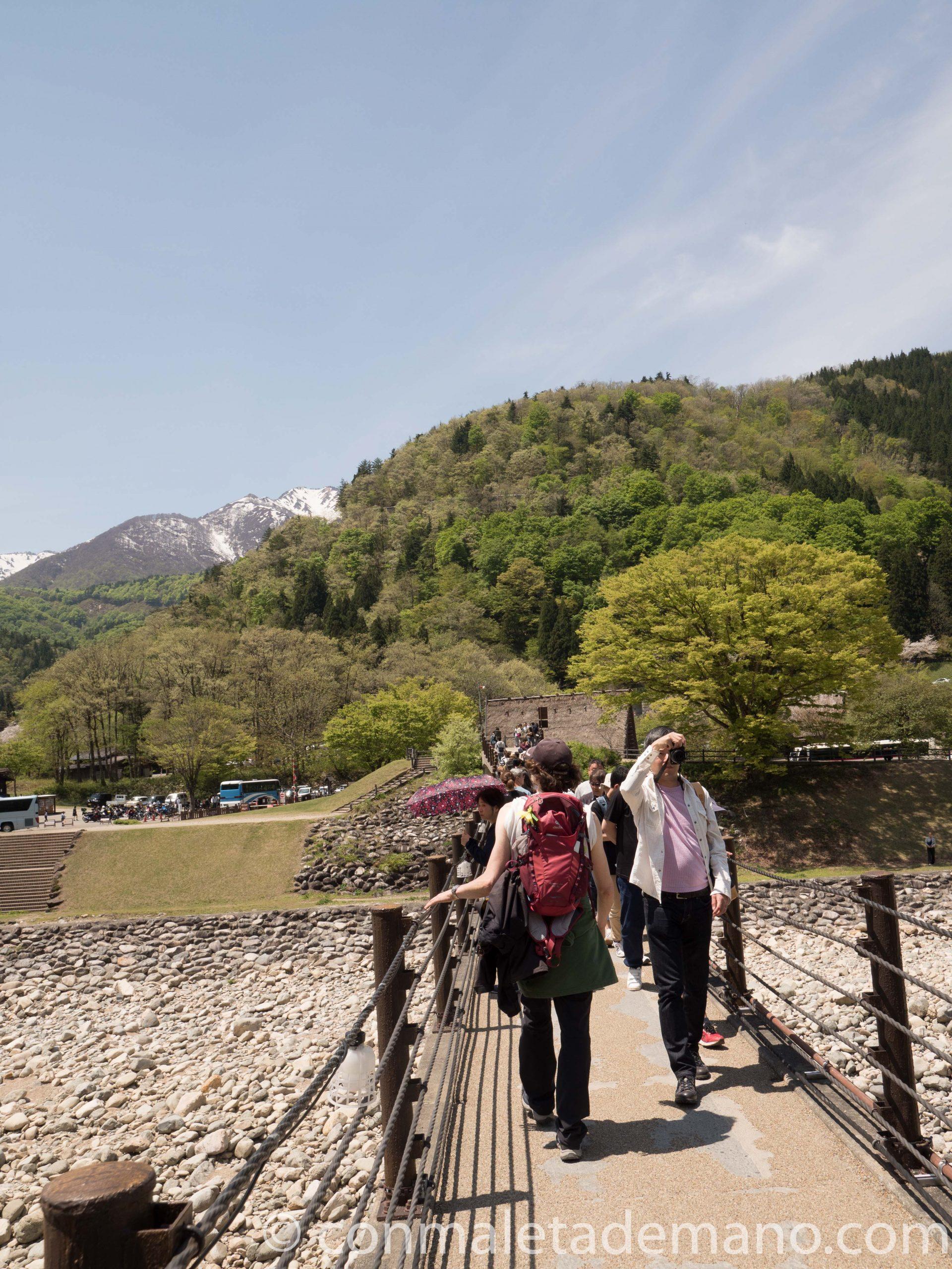 Puente de Shirakawago