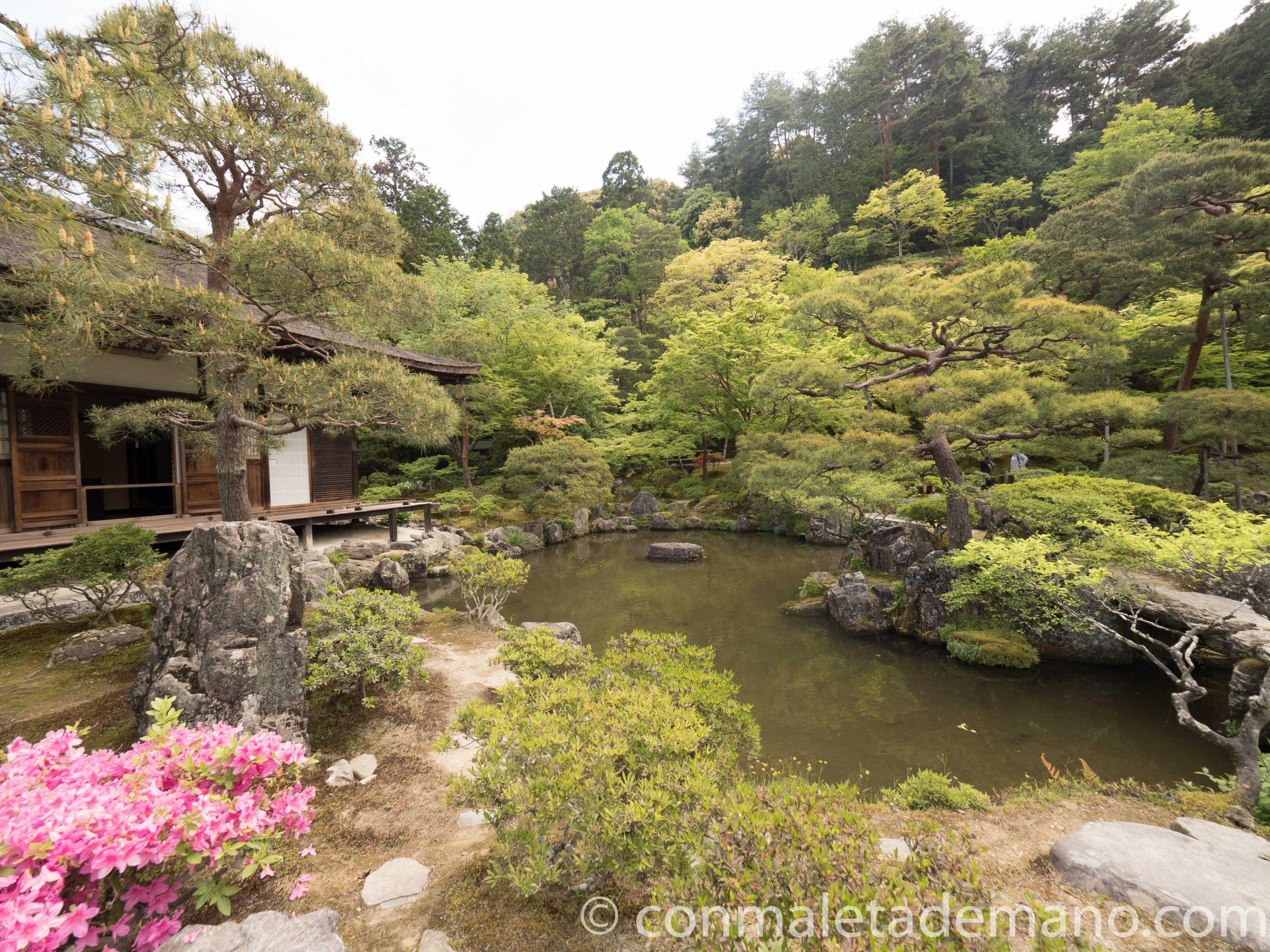 Jardín del Ginkakuji