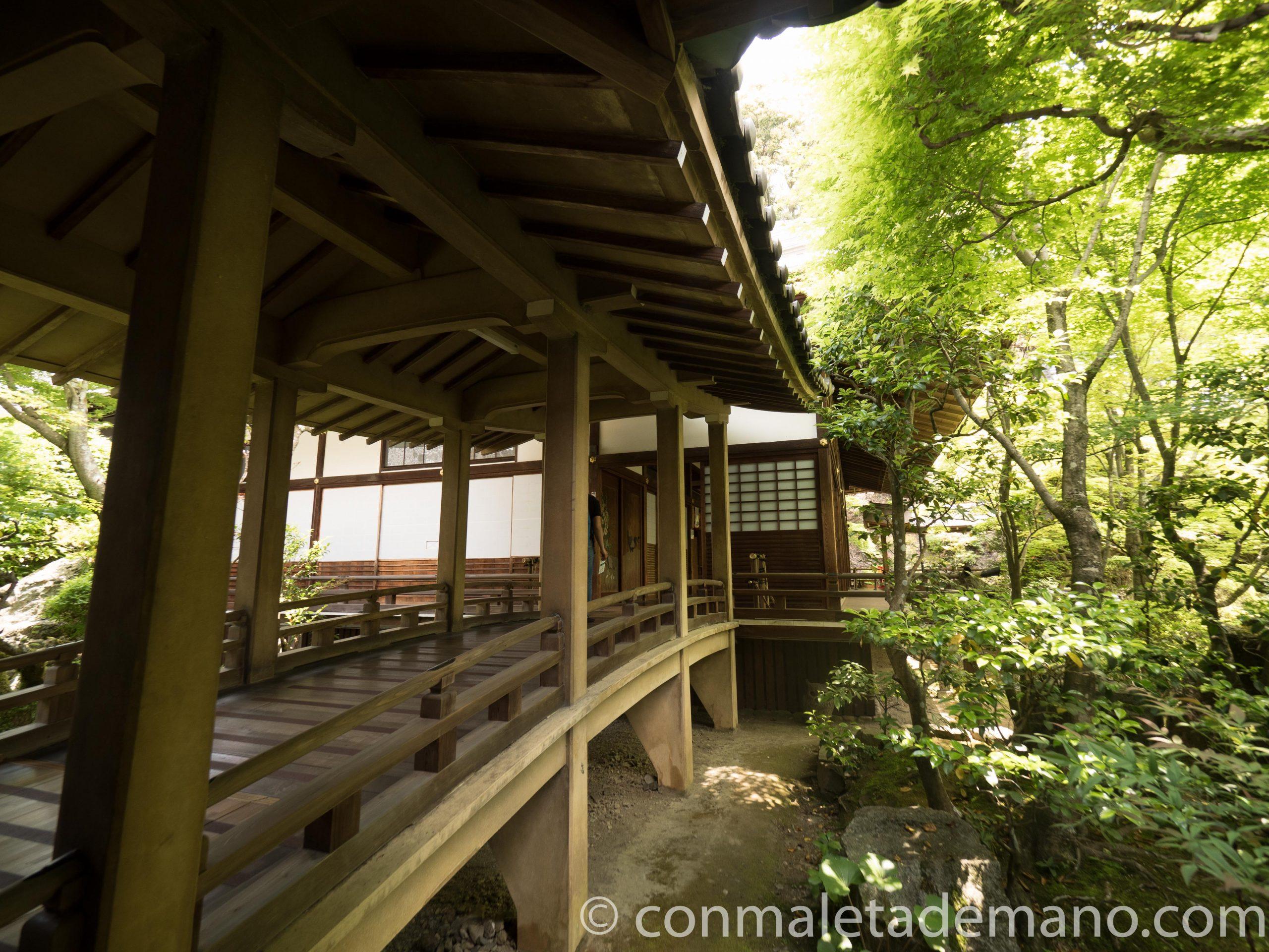 Templo Eikando, en Kioto