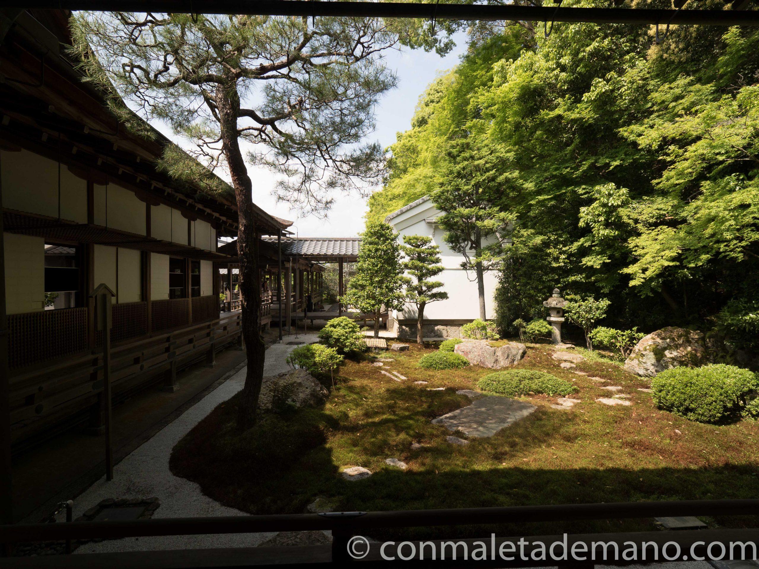 Jardines del Hojo, en el Nanzen-ji