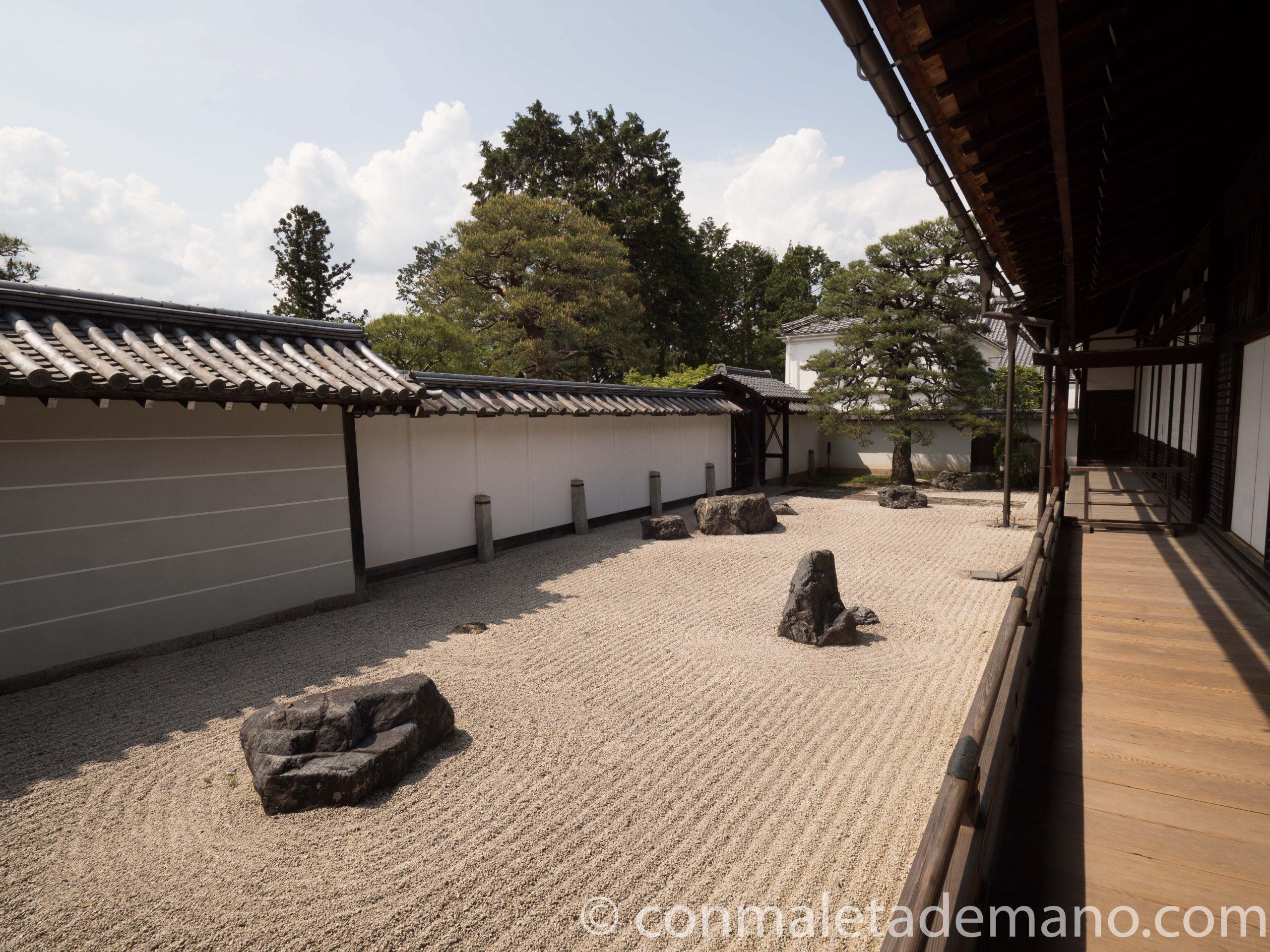 Jardón zen del Hojo, en el Nanzen-ji