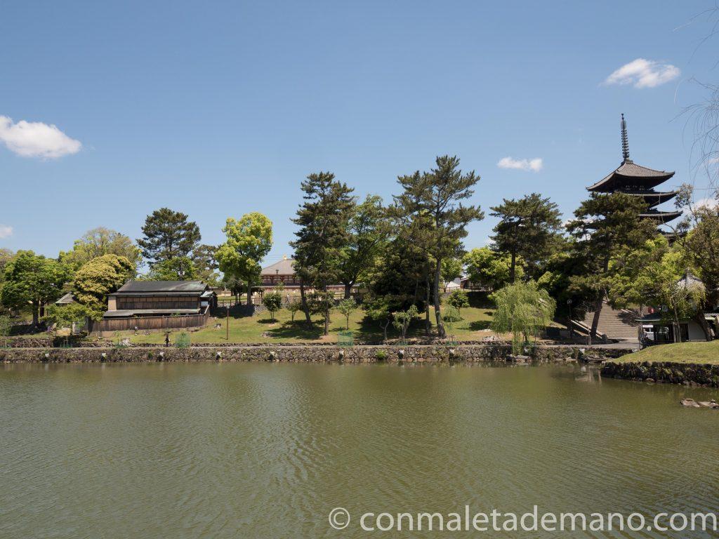 Cómo moverte por Nara