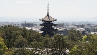 Pagoda del Templo Kofoku-ji