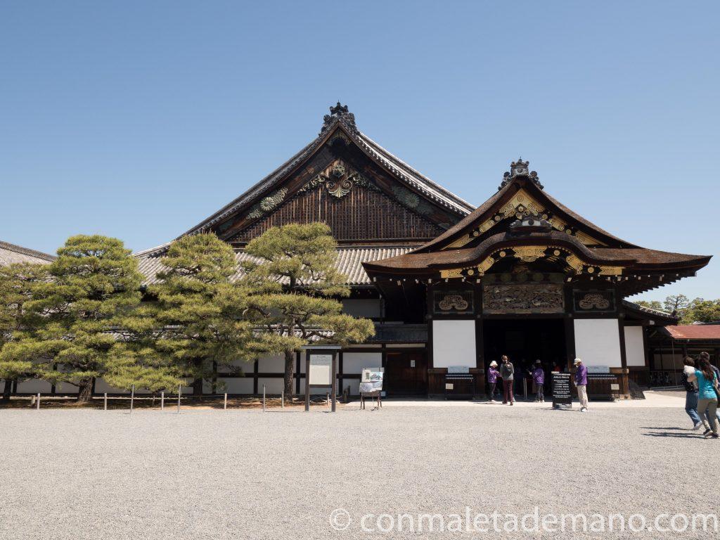 Castillo Nijo, en Kioto