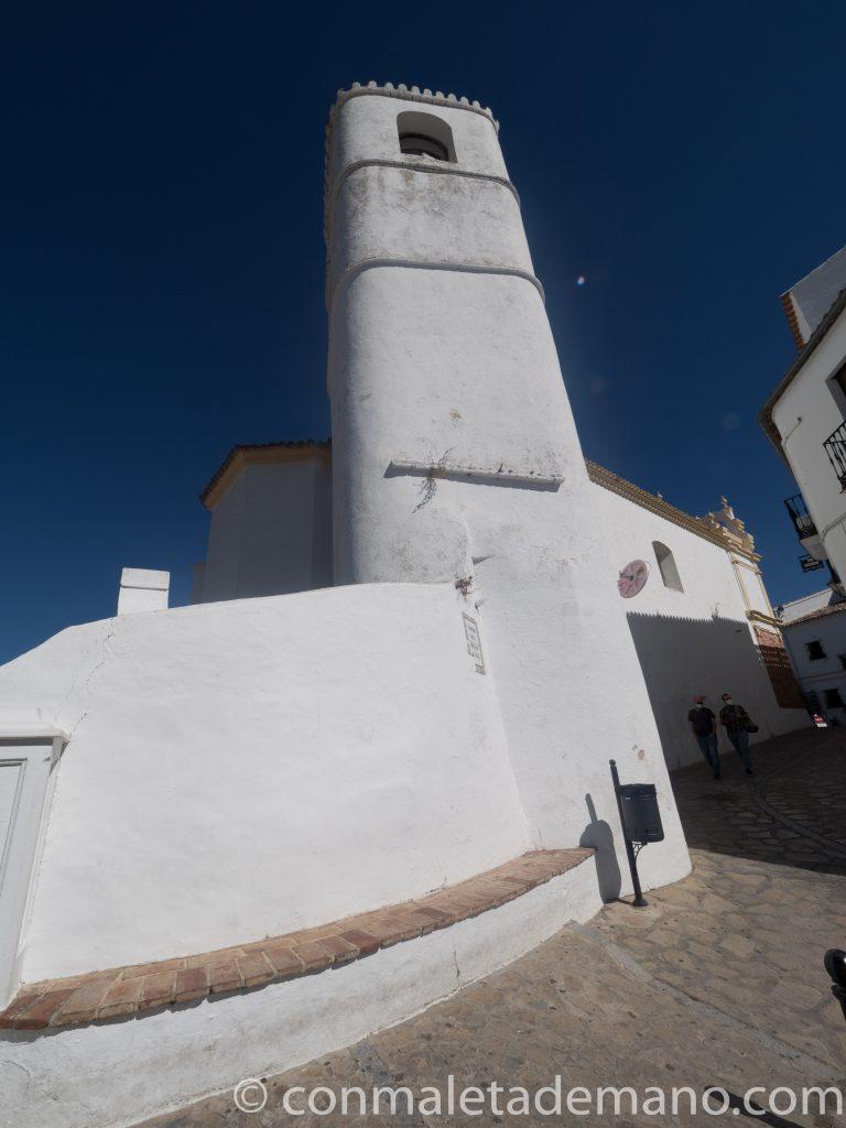 Torre del Reloj de la Capilla de San Juan de Letrán