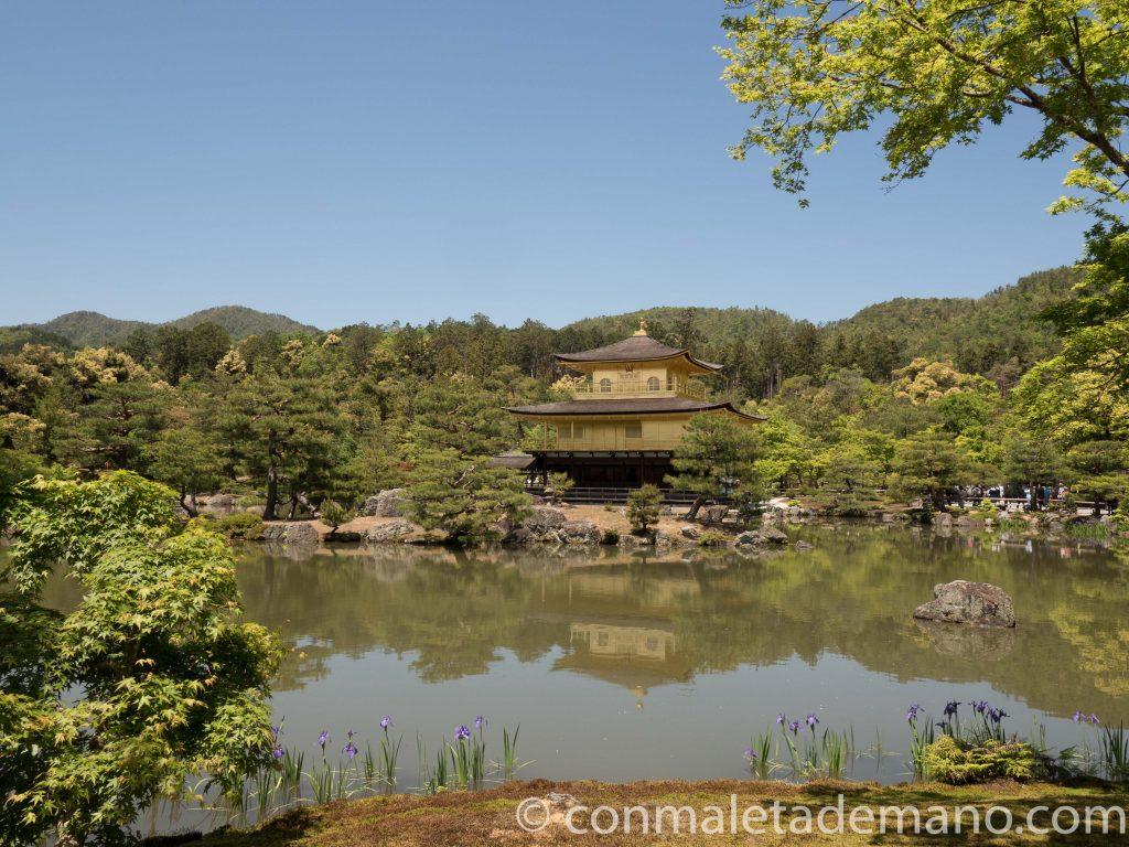 Día 12: Kioto: Castillo Nijo, Kinkakuji, Santuario Kitano Tenmangu, Arashiyama, Gion y Pontocho