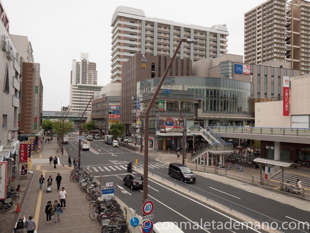 La ciudad de Kobe