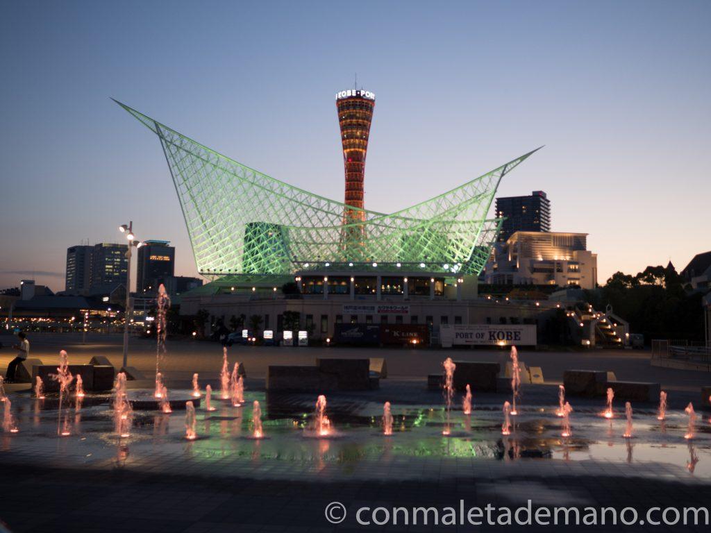 Día 13: Qué ver en Kobe en un día